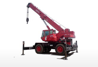 30 T Rough Terrain Cranes