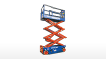 DIESEL POWERED & ELECTRICAL SCISSORLIFTS