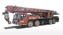 50 T Truck Mounted Cranes